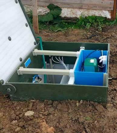 Сервисное обслуживание автономной канализации